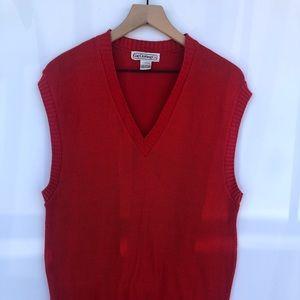 VTG Gap Sweater Vest | XL